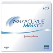 1•DAY ACUVUE MOIST ,180 шт.