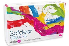 Sofclear Colours, 2 шт.